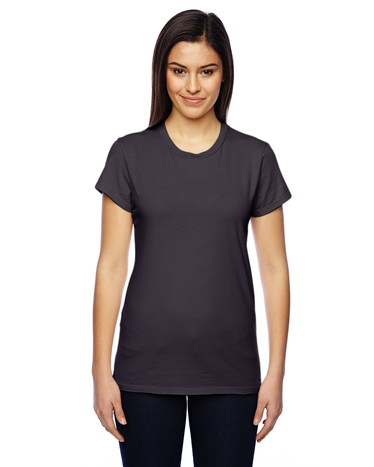 Alternative 01127C2 - Ladies' Organic Cotton Short Sleeve ...