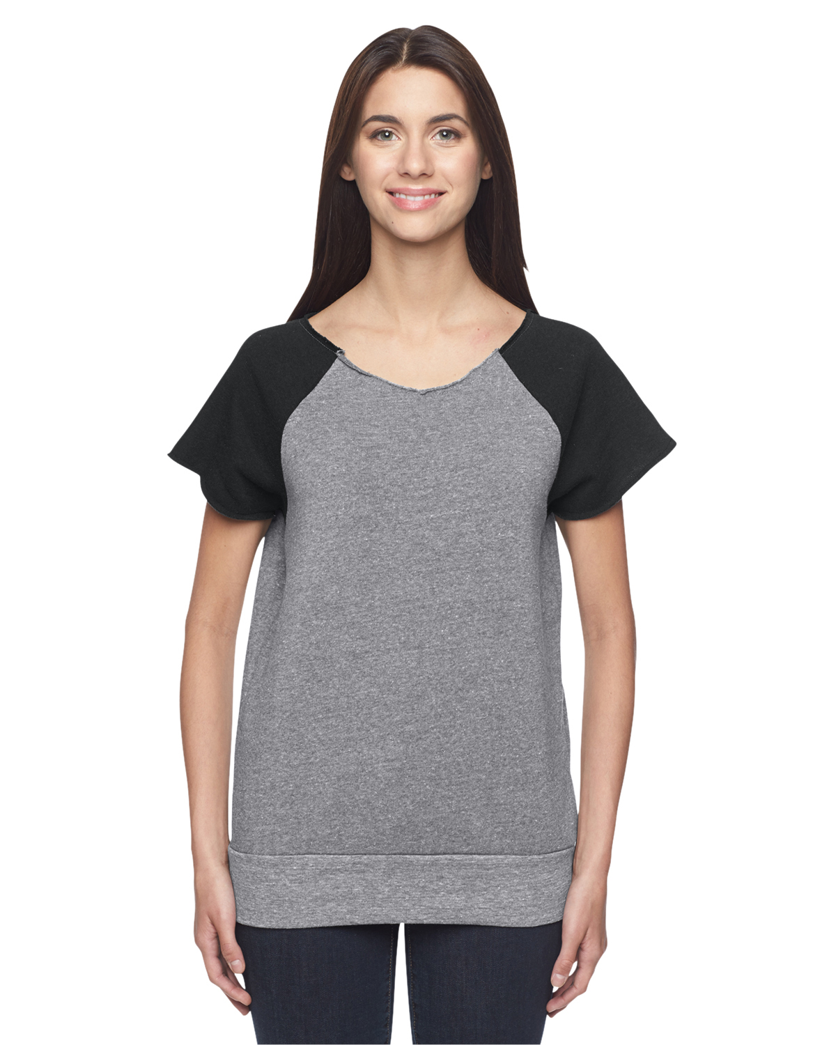 Alternative 02823F2 - Ladies' Rehearsal Short-Sleeve Pullover