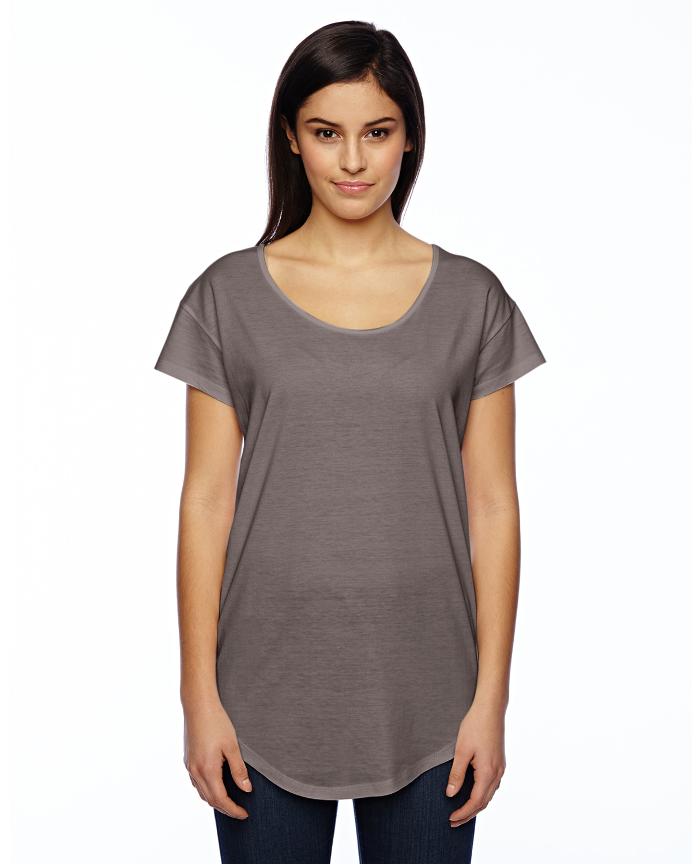 Alternative 03499mr Ladies Cotton Modal Origin Tee Shirt 11 19