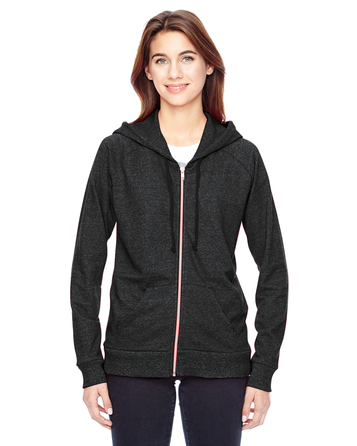 Alternative 09573EY - Ladies' Eco-Mock Twist Adian Hoodie