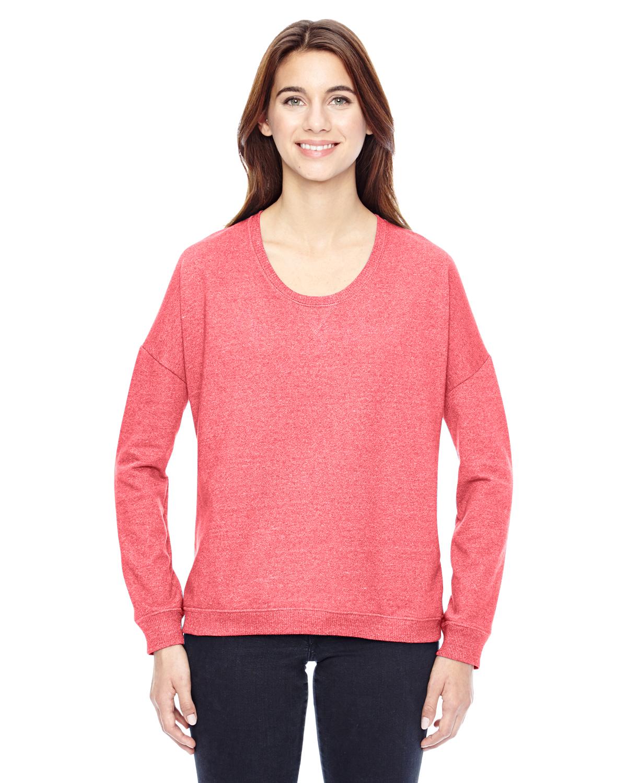 Alternative 09833E 女士混纺修身圆领T恤
