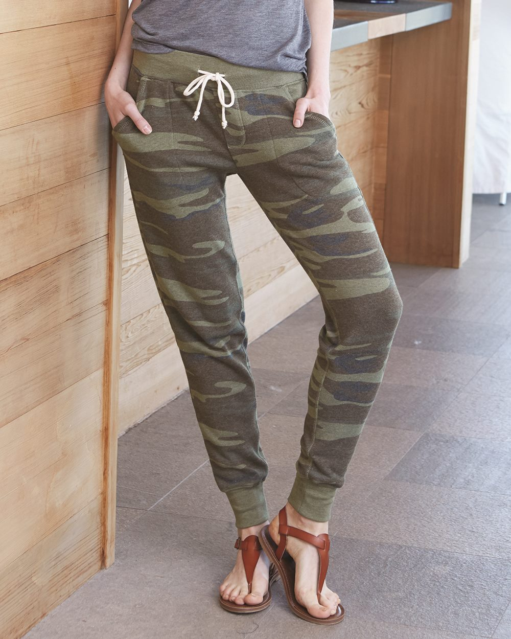 Alternative 31082F - Ladies' Eco-Fleece Jogger