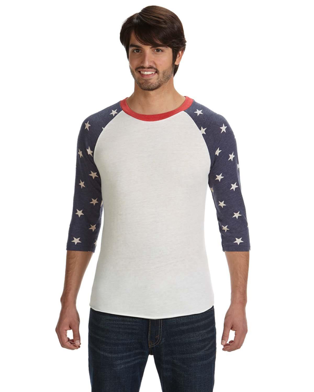 Alternative AA2089 - Men's Baseball T-Shirt
