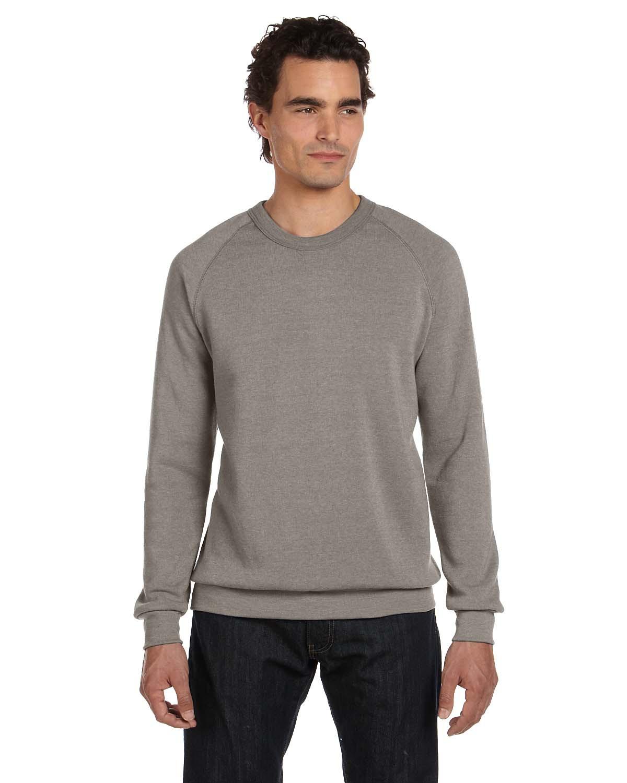 Alternative AA9575  Long-Sleeve Basic Fleece Crew