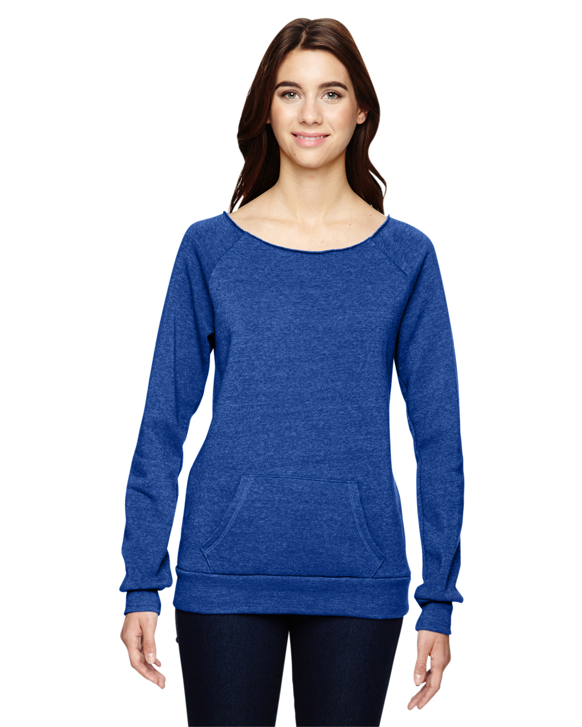 Alternative AA9582 Ladies 6.4 oz. Maniac Sweatshirt