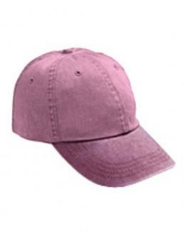Anvil 145纯色浅帽型涂料染色帽子