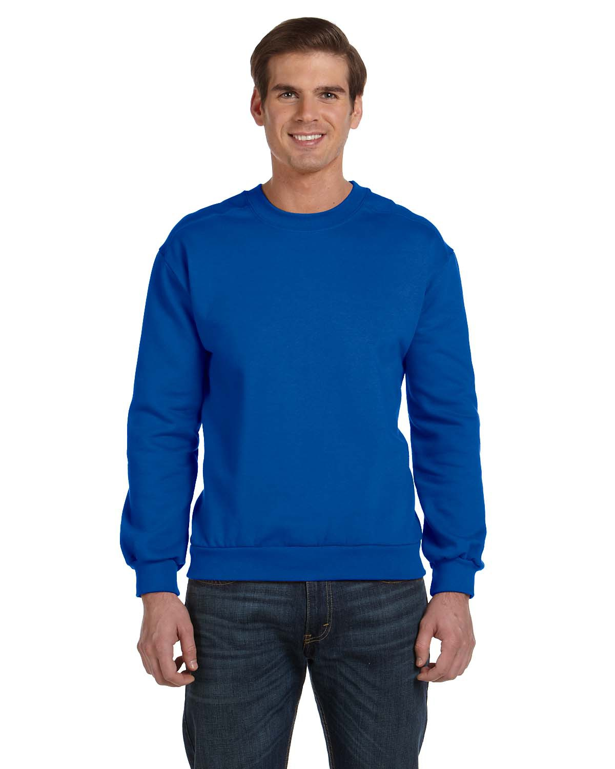 Anvil 71000 - Men's Fashion Crew Neck Sweatshirt