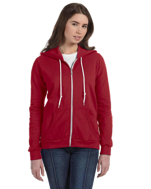 Anvil 71600L - Ladies' Full-Zip Hooded Fleece