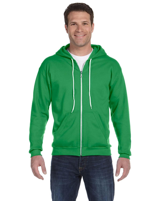 Anvil 71600 - Men's Fashion Full-Zip Hooded Sweatshirt