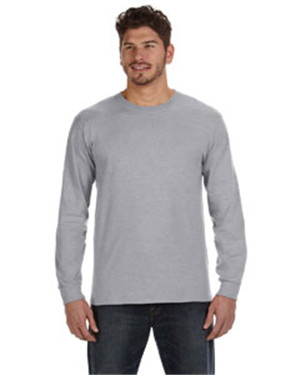 Anvil 784AN - Ringspun Heavyweight Long-Sleeve T-Shirt