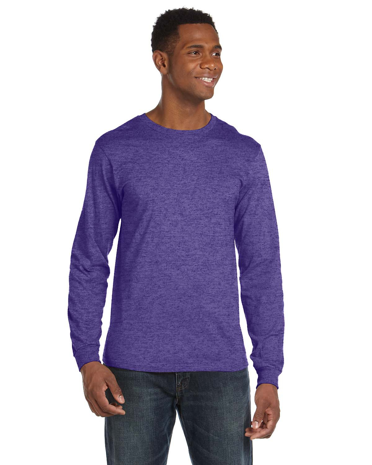 Anvil 949 - Lightweight Long Sleeve T-Shirt
