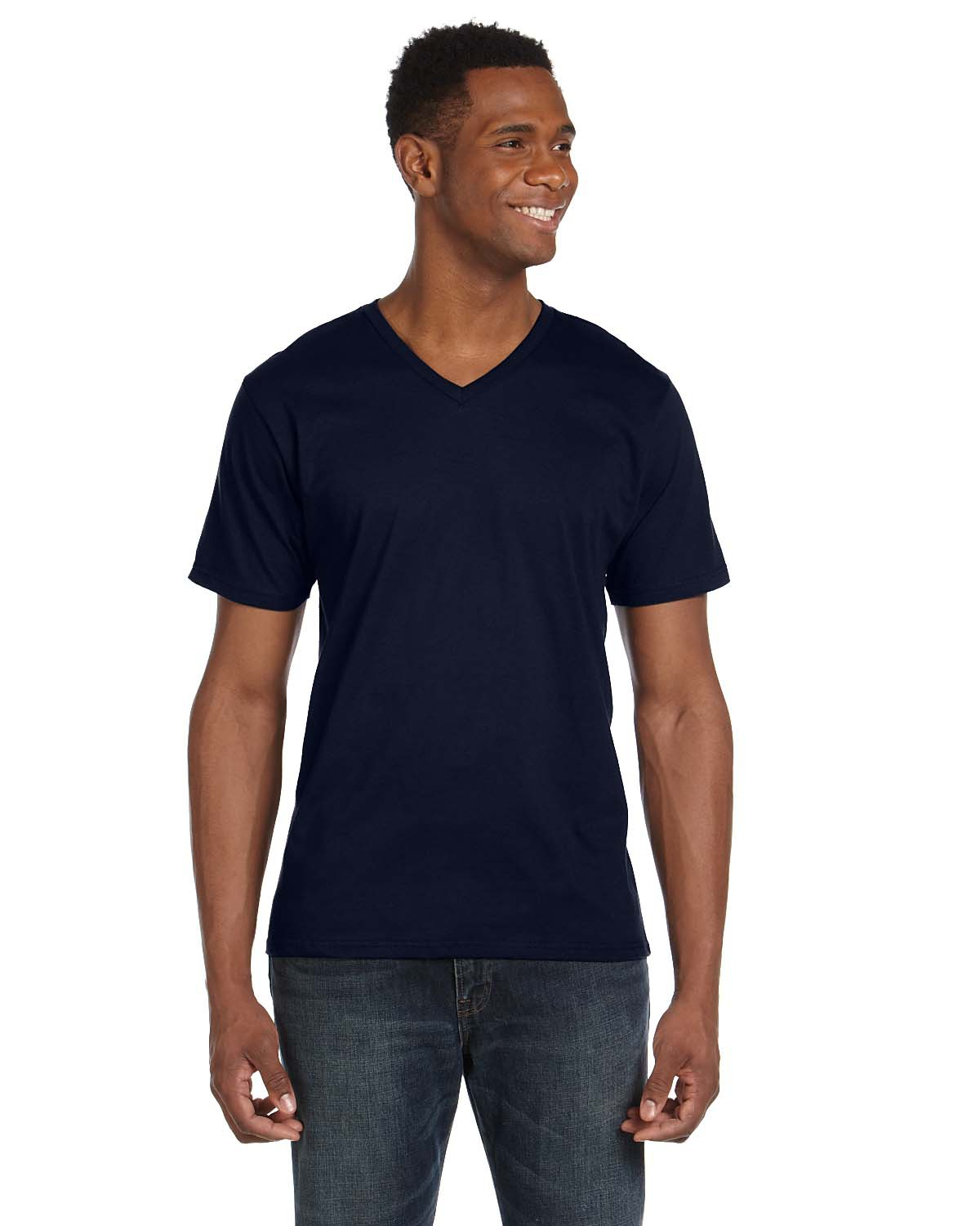 Anvil 982 - Lightweight Fashion V-Neck T-Shirt