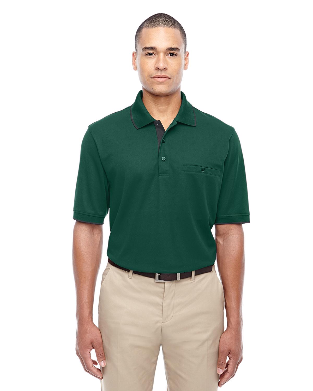 Ash City - Core 365 - 88222 Men's Motive Performance Pique Polo with Tipped Collar