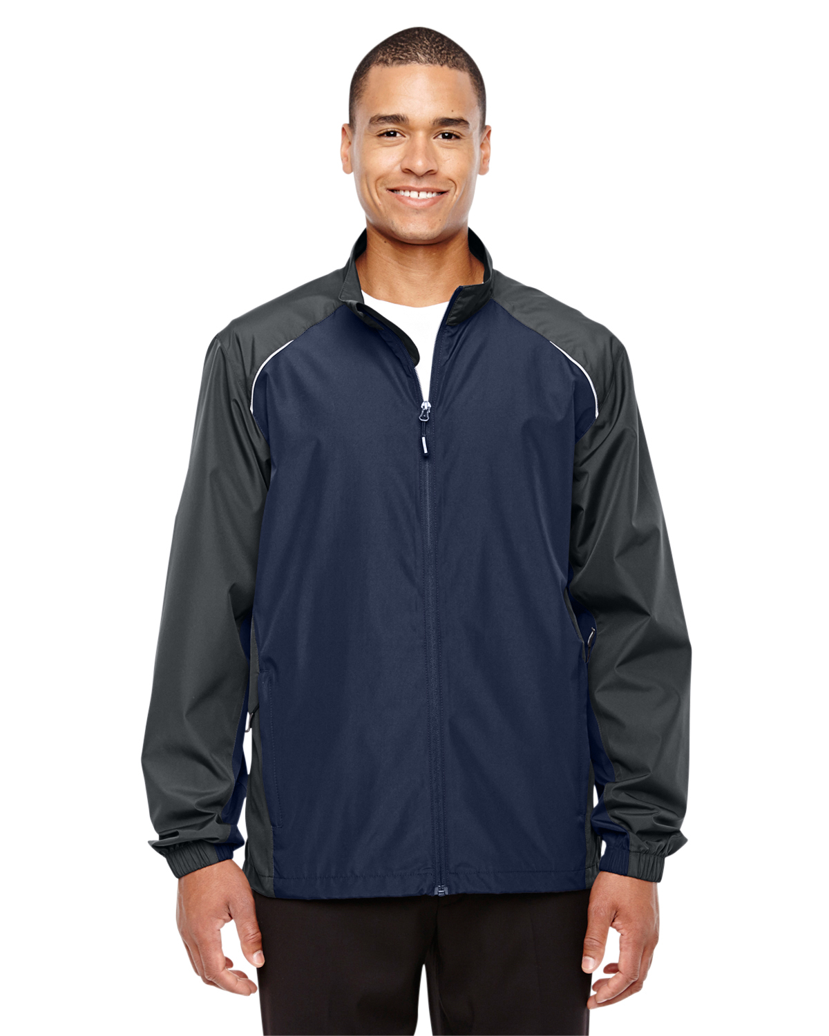 Ash City Core 365 88223 - Men's Stratus Colorblock Lightweight Jacket