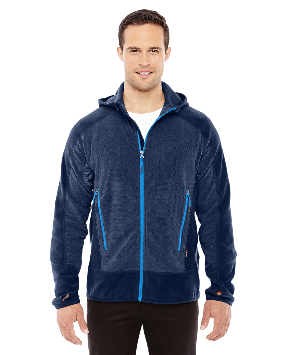 Ash City - North End Sport Red 88810 - Men's Vortex Polartec Active Fleece Jacket