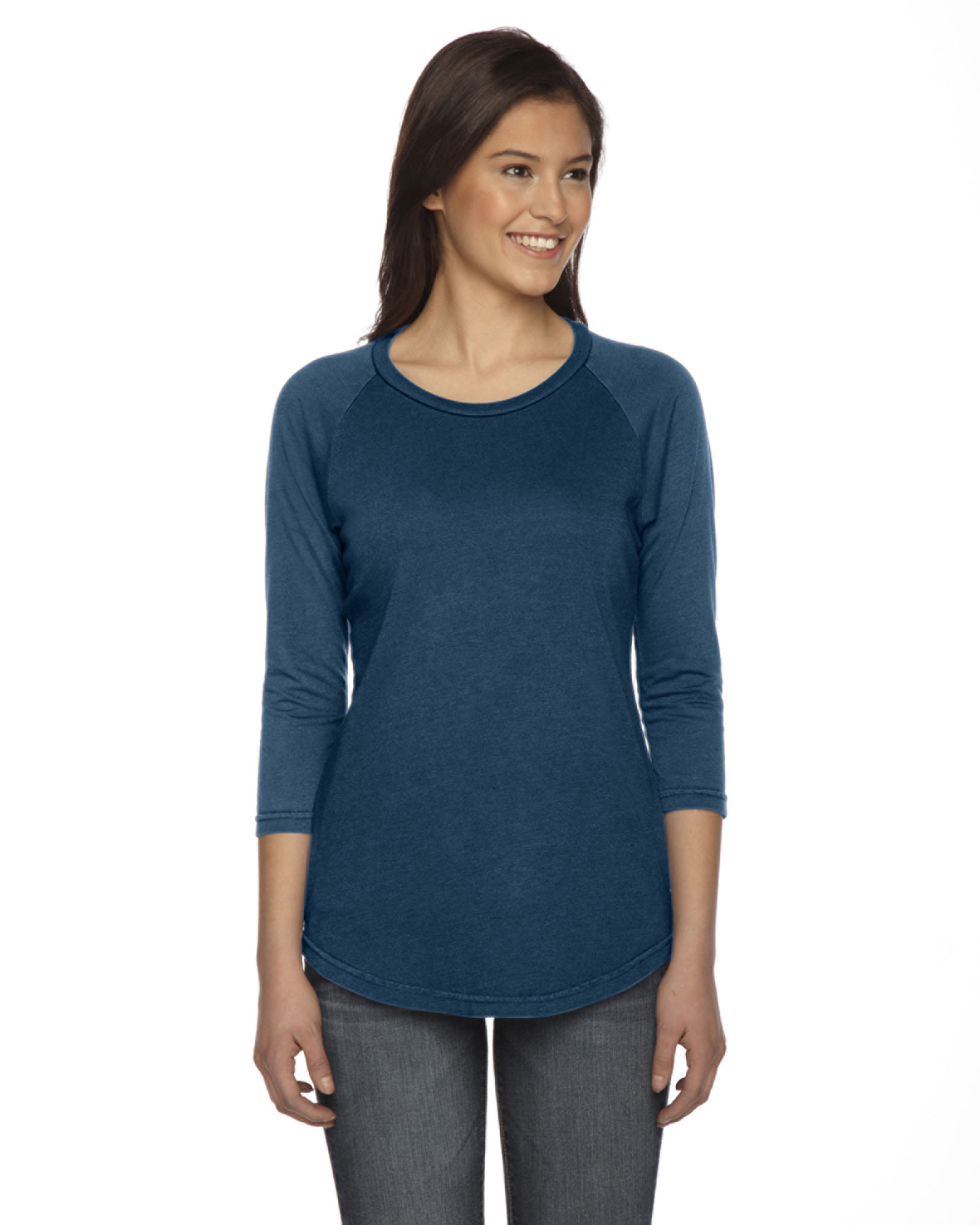 Authentic Pigment AP203W - Ladies' True Spirit Raglan ...