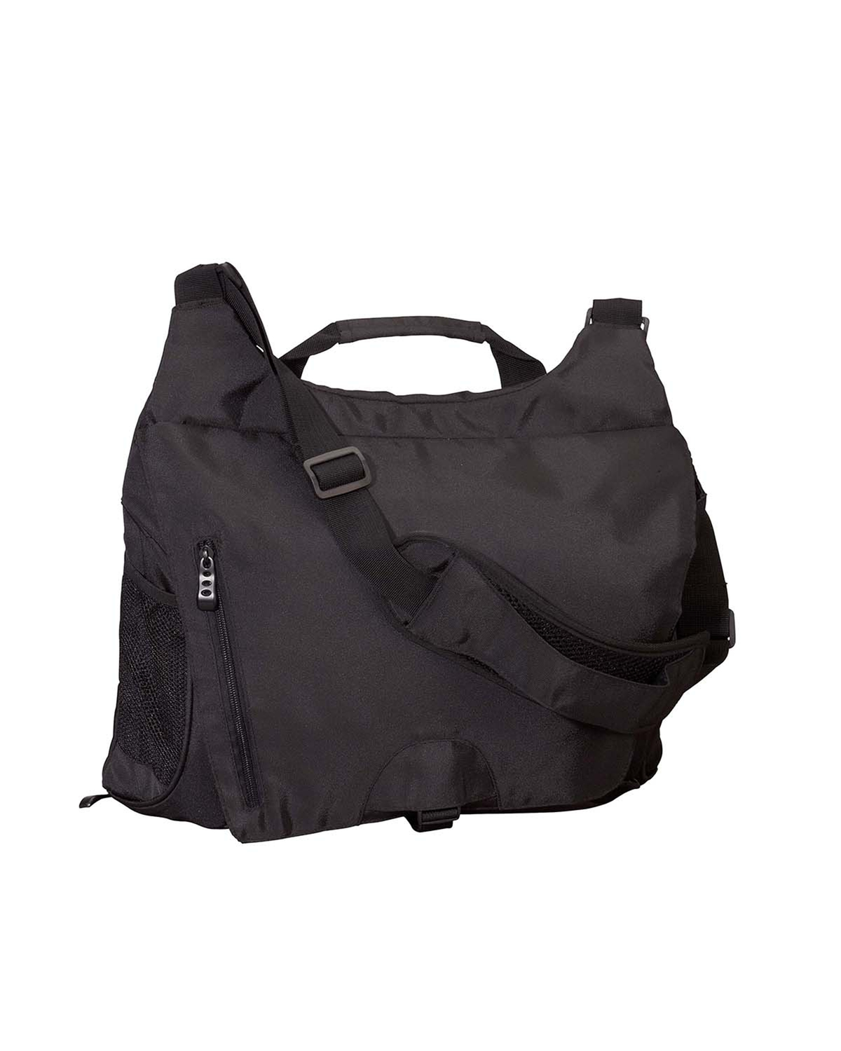 BAGedge BE045 - Unisex Messenger Tech Bag