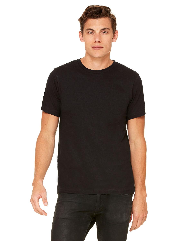 Bella 3650 Unisex Poly-Cotton Short-Sleeve T-Shirt