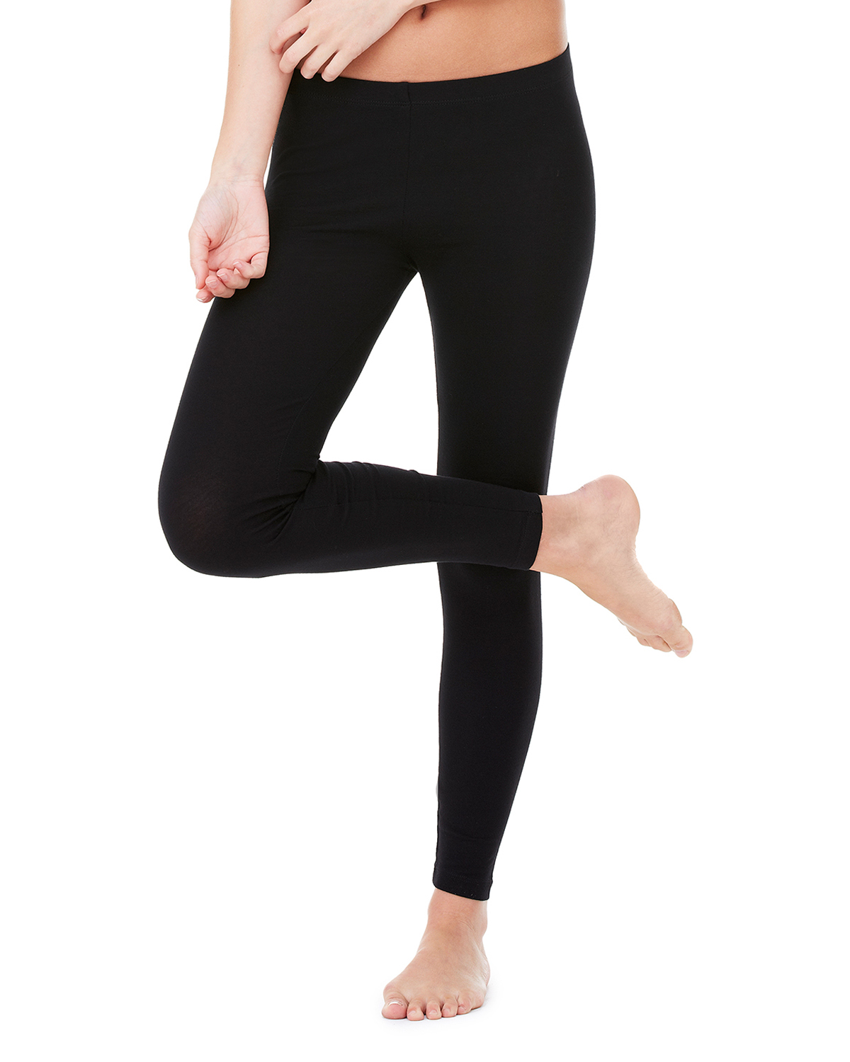 Bella 812 Ladies 5.3 oz. Jersey Legging