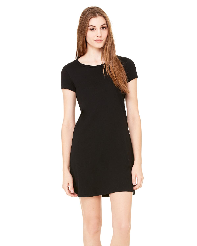 Bella 8412  Women's Cory Vintage T-Shirt Dress