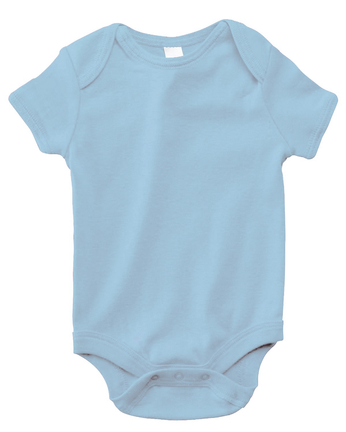 Bella B100 Infant  5.8 oz. Baby Rib Short