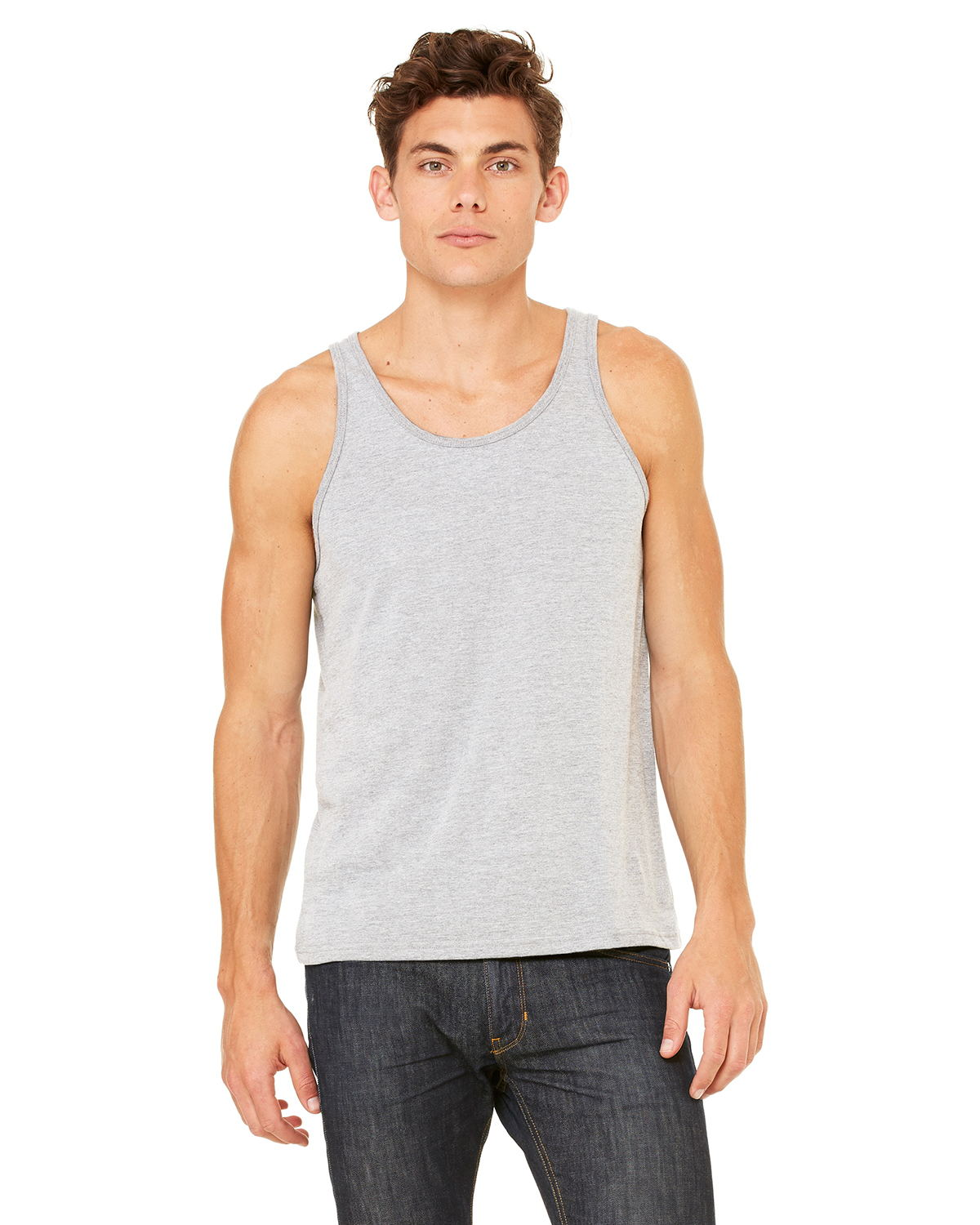 Bella + Canvas - 3480U Unisex Made in the USA Jersey ...
