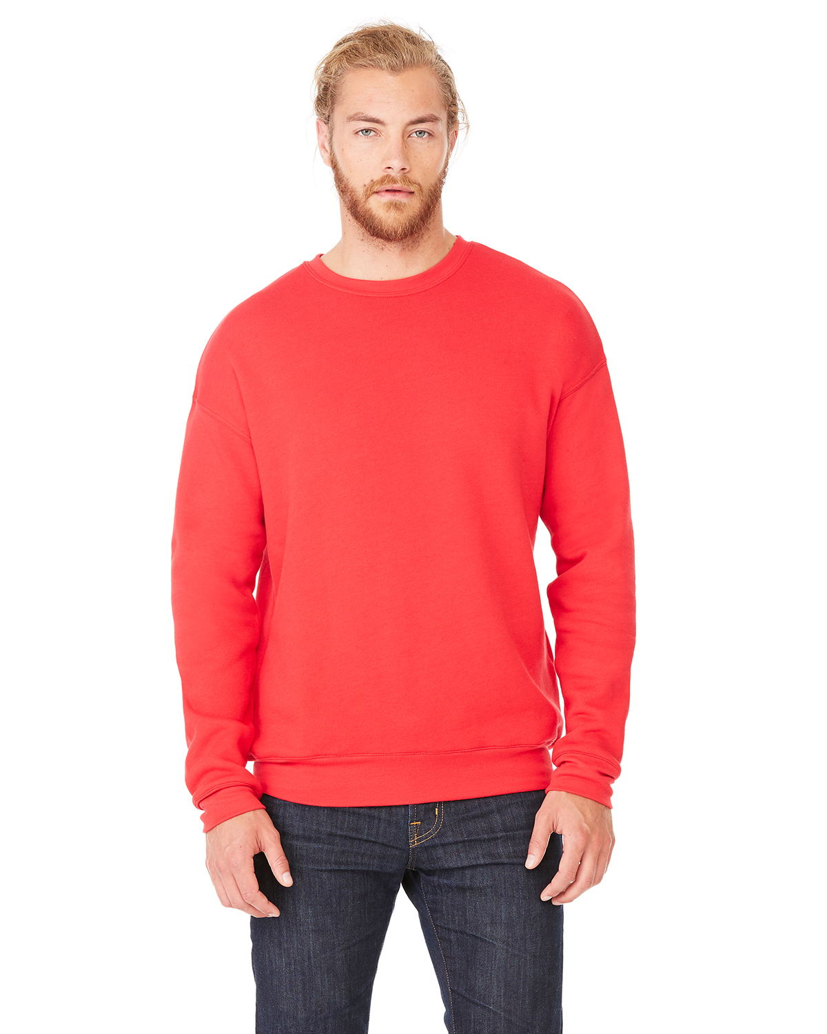 Bella + Canvas 3945 - Unisex Drop Shoulder Fleece