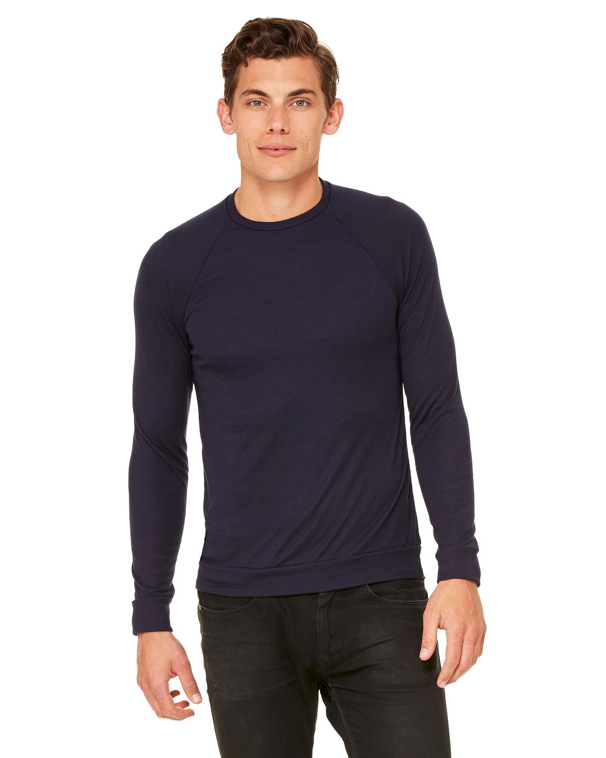 Bella + Canvas 3981C - Unisex Lightweight Sweater