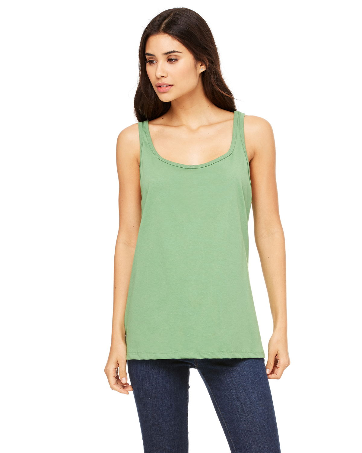 Bella + Canvas 6488 - Ladies' Relaxed Jersey Tank