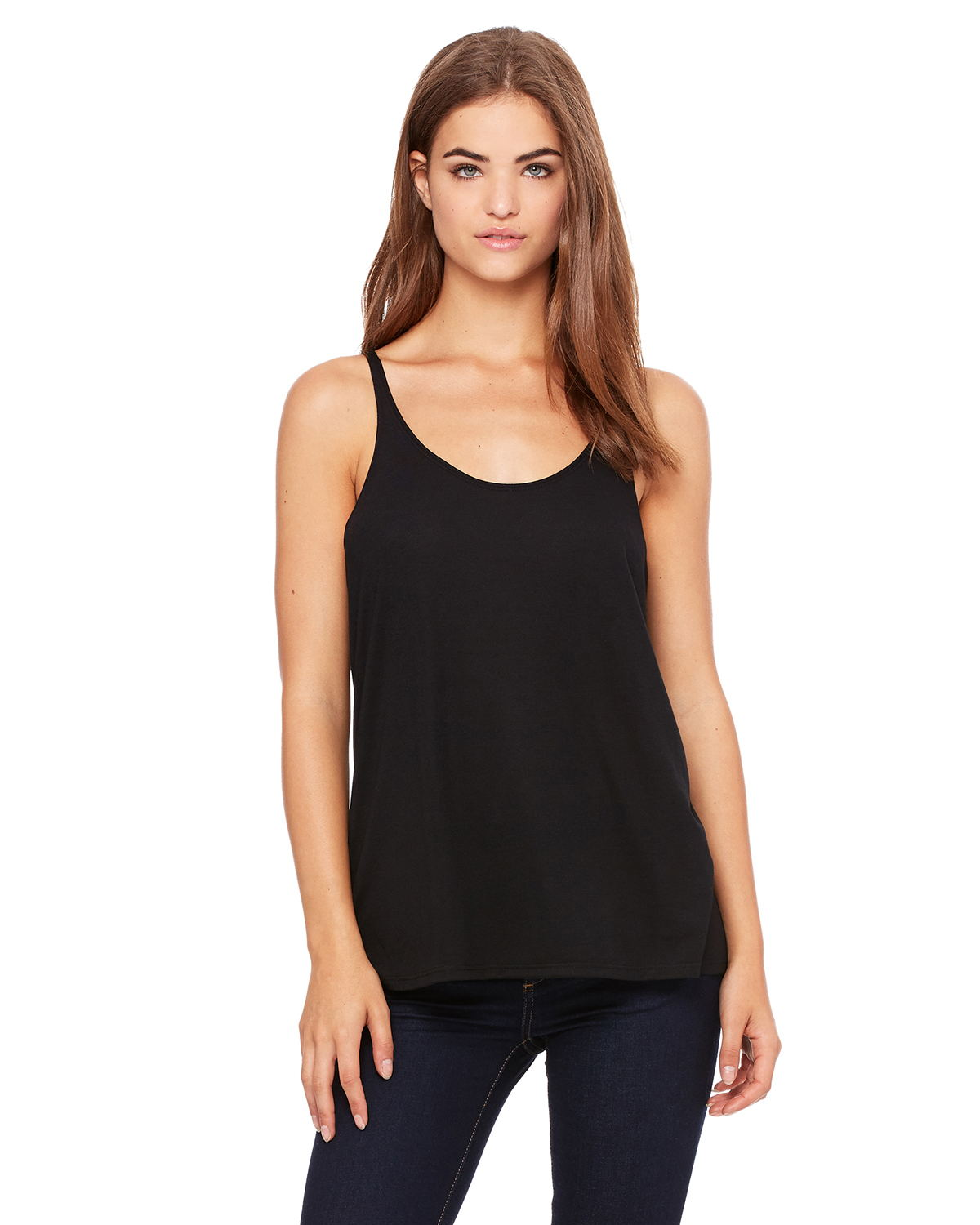 Bella+Canvas 8838 - Ladies' Slouchy Tank