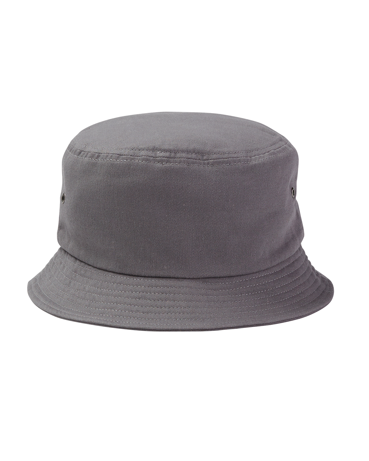Big Accessories BA534 - Metal Eyelet Bucket Cap