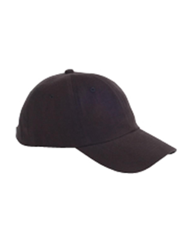 Big Accessories BX001 6片式拉绒斜纹布不定型帽子