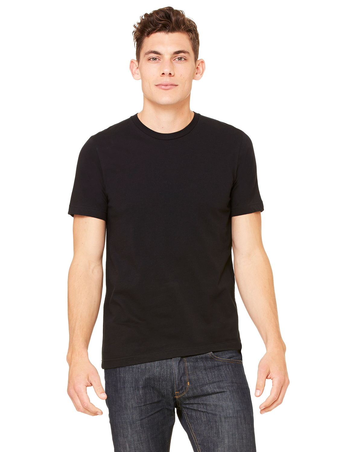 Canvas 3001C  Men's Greenwich T-Shirt