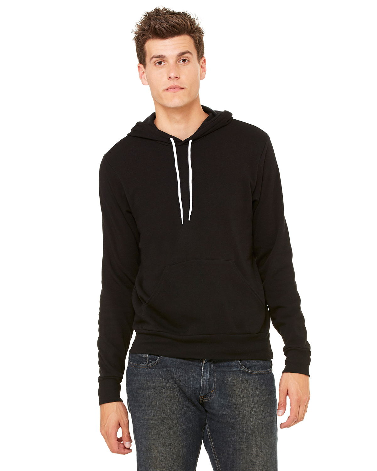 Bella + Canvas 3719 - Unisex Sponge Fleece Pullover ...