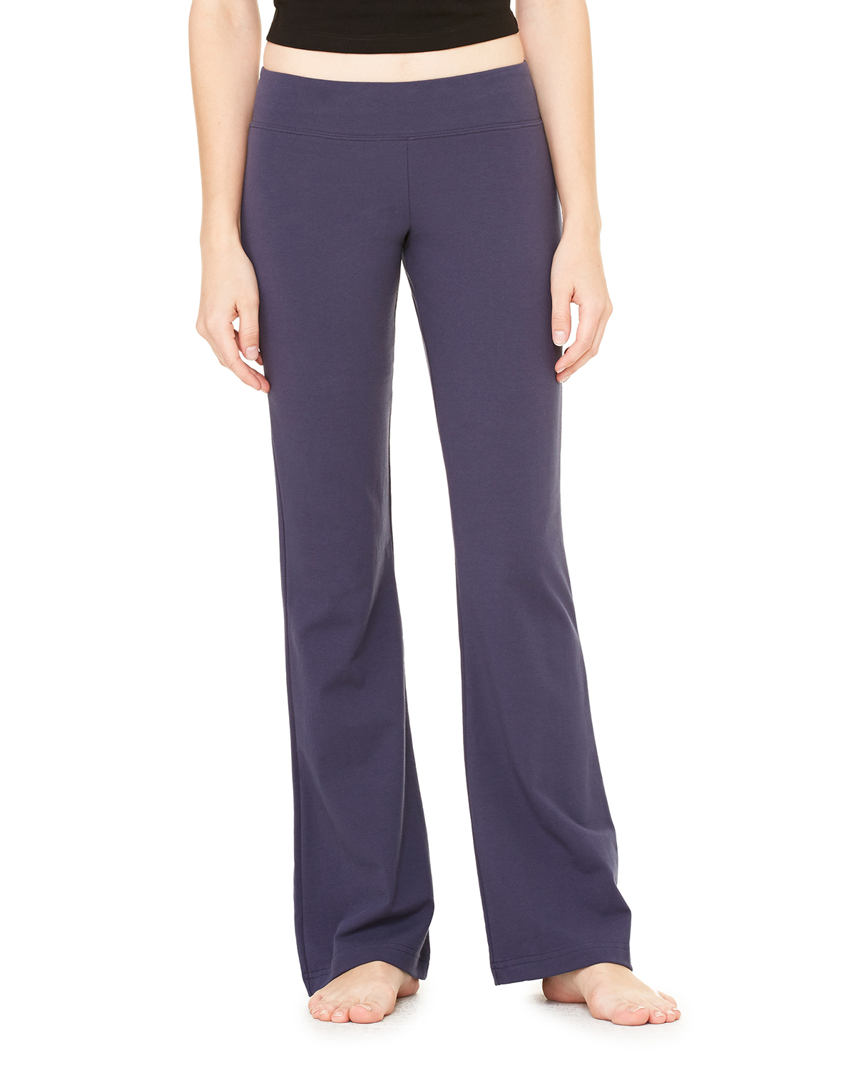 Canvas 810 - Ladies' Cotton Spandex Fitness Pant