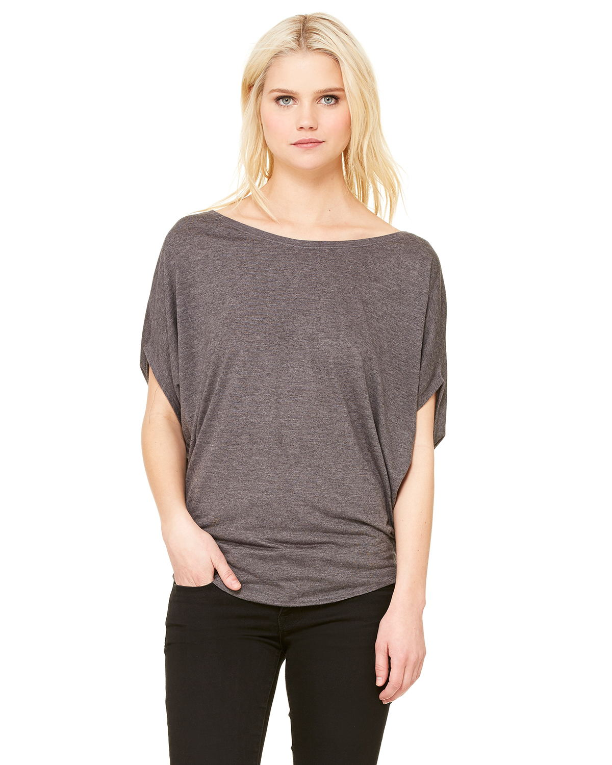 Canvas B8806 - Ladies' Flowy Circle Top