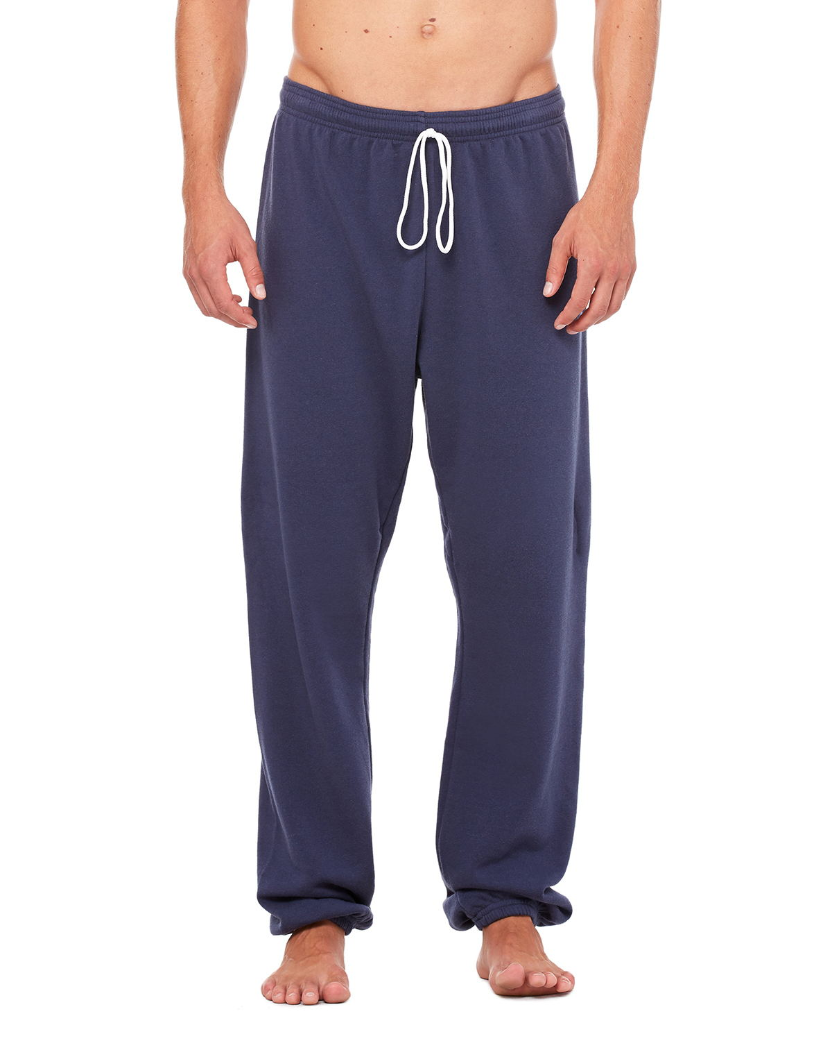 Canvas Unisex Long Scrunch Fleece Pant - 3737