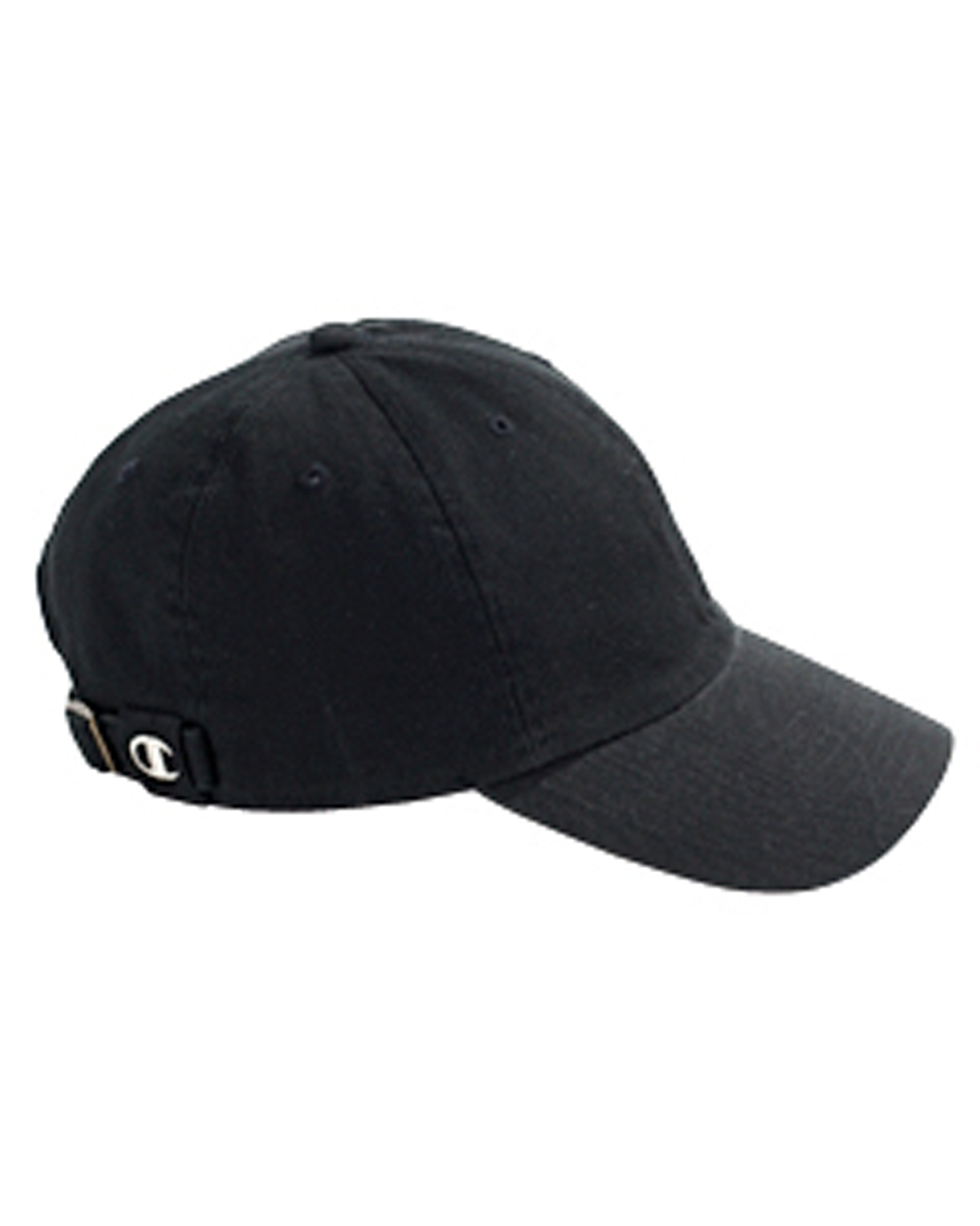 Champion C4001 Brushed Cotton 6-Panel Cap