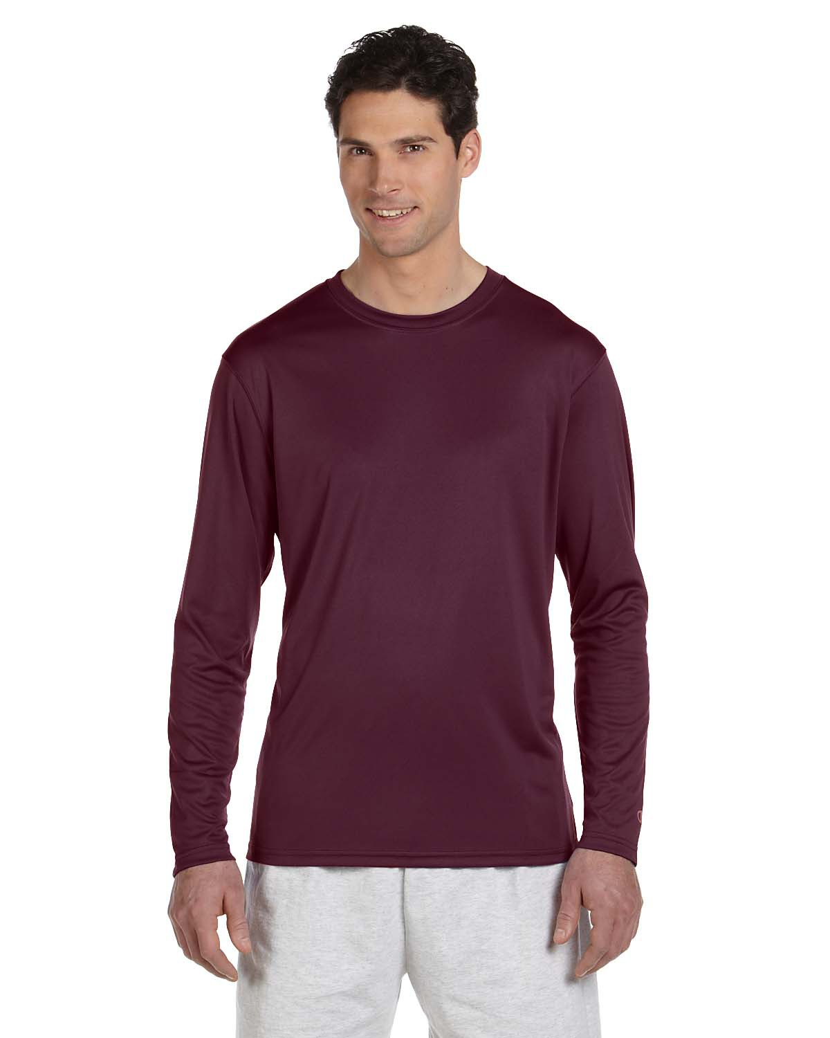 Champion CW26 - Double Dry Performance Long Sleeve T-Shirt