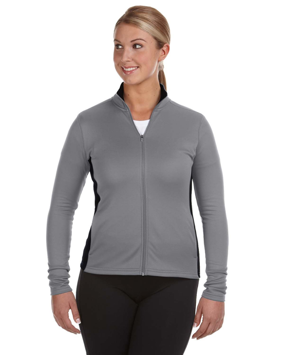 Champion S260 - Ladies' Colorblocked Performance Full-...