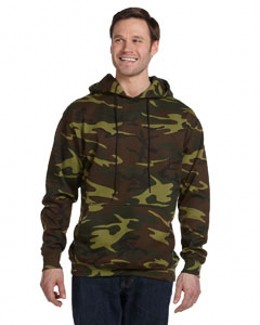 Code V 3969  Camouflage Hoodie
