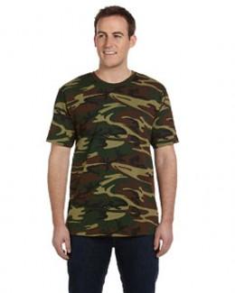 Code V LS3906 Camouflage T
