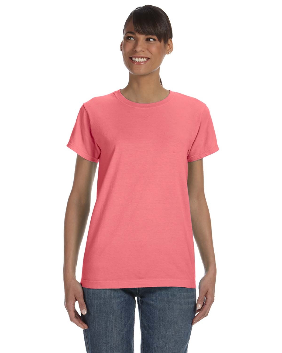 Comfort Colors C3333  Women's Ringspun Garment-Dyed T-Shirt