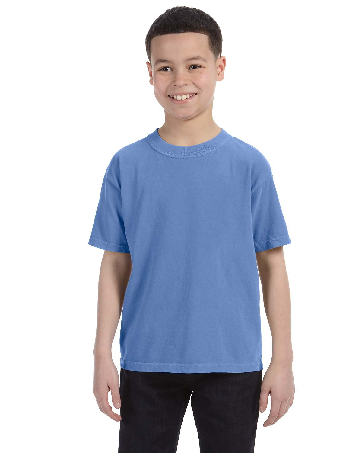 Comfort Colors C9018  Youth Ringspun Garment-Dyed T-...