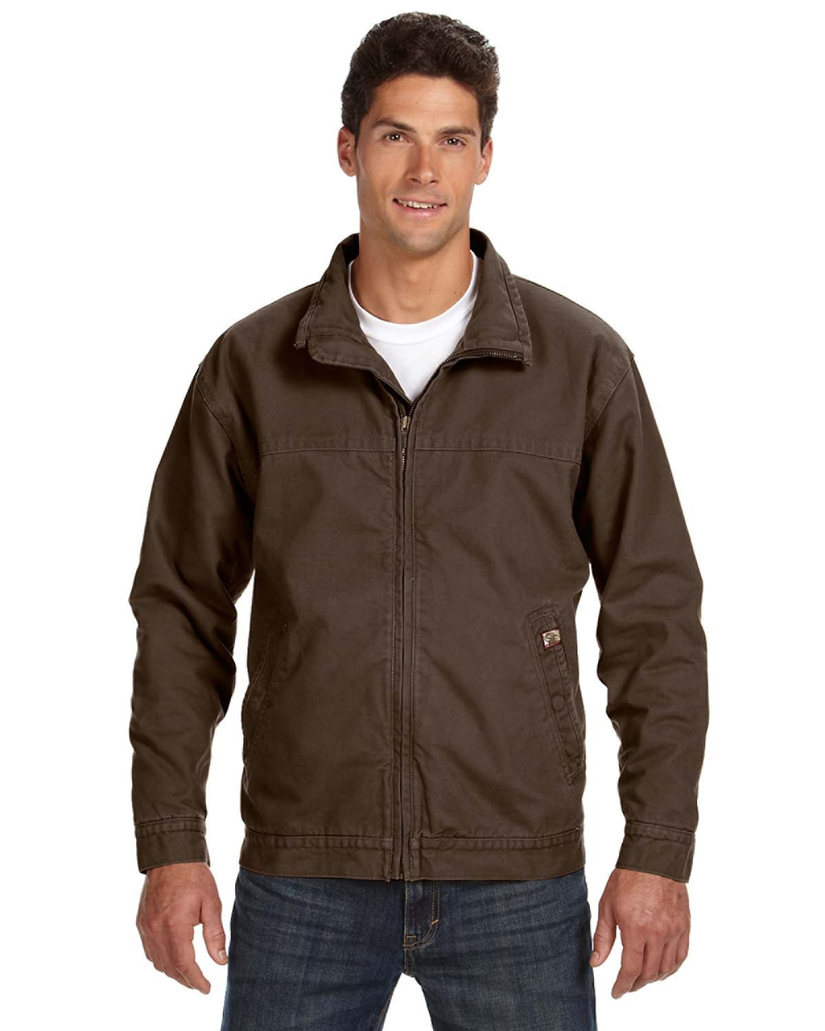 DRI DUCK 5028 - Maverick Boulder Cloth Jacket with Blanket Lining