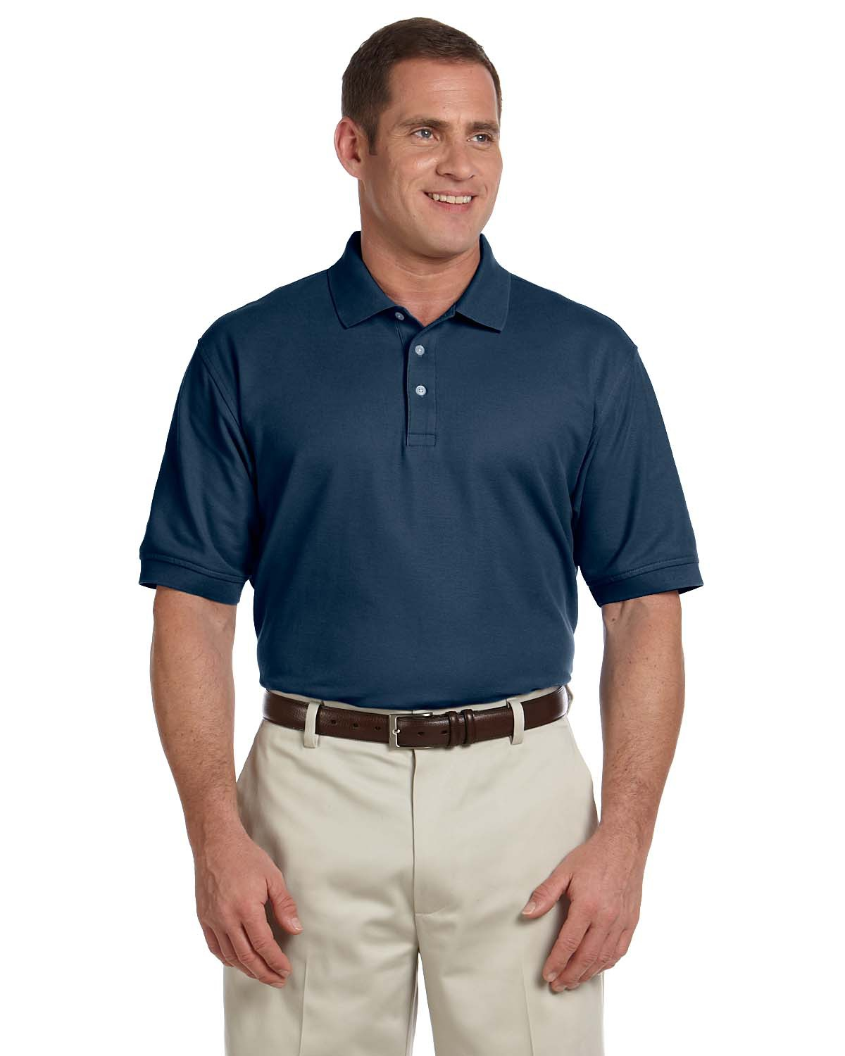 Devon & Jones D100T - Tall Pima Pique Short-Sleeve Polo