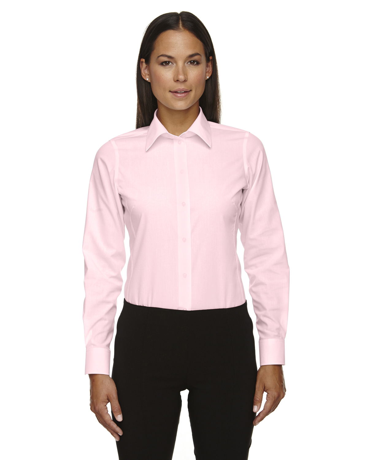 Devon & Jones D620W - Ladies' Crown Collection Solid Broadcloth