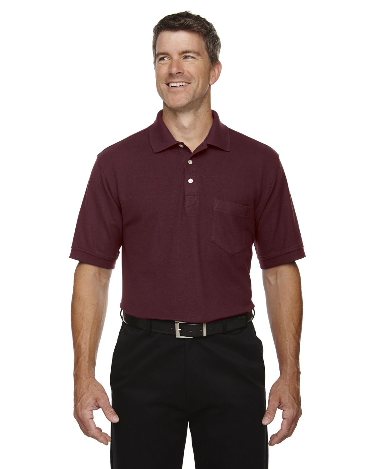 Devon & Jones DG150P - Men's DRYTEC20 Performance Pocket Polo