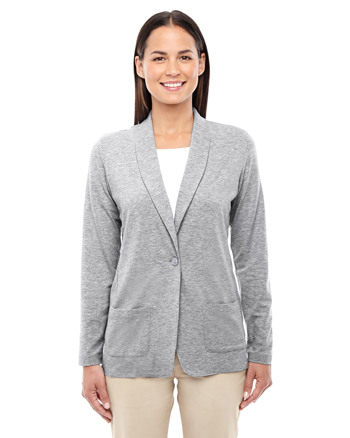 Devon & Jones DP462W - Ladies' Perfect Fit Shawl Collar ...