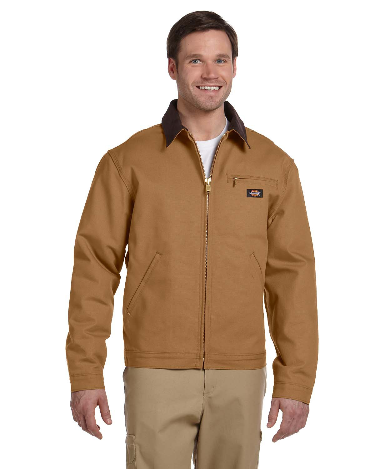 Dickies 758 - Adult Blanket-Lined Duck Jacket